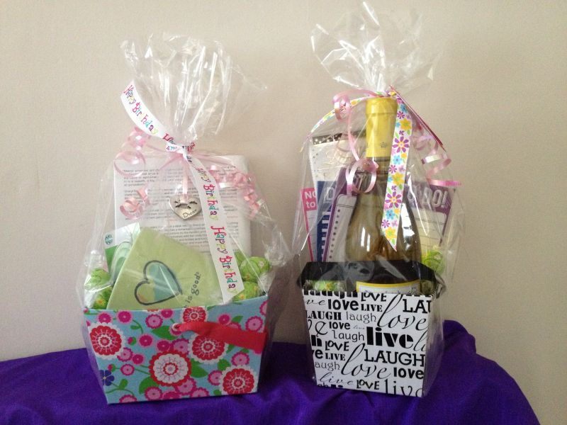 Wedding Planning Gift Basket : Gift-Basket-4